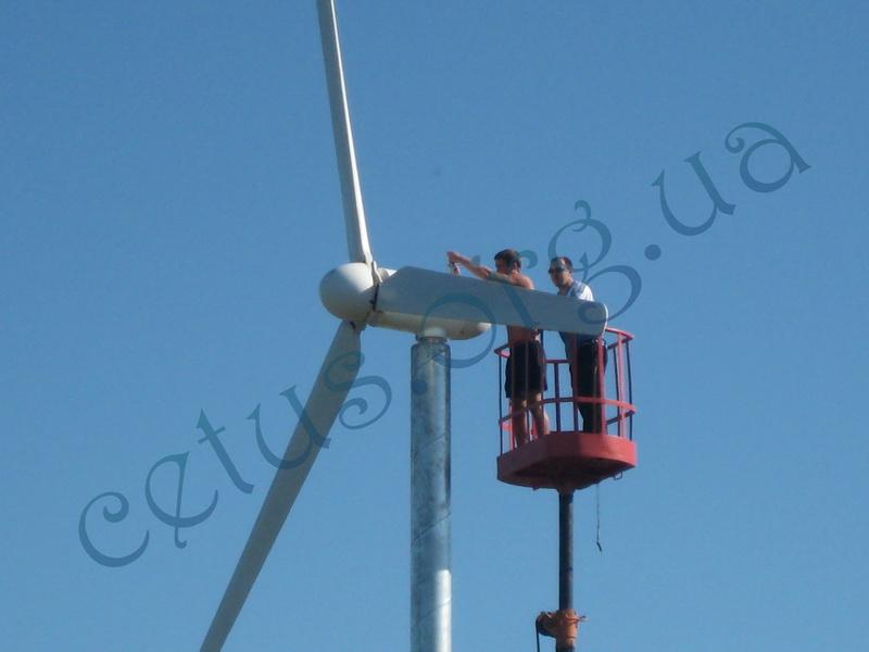 Ветрогенераторы 10квт своими руками